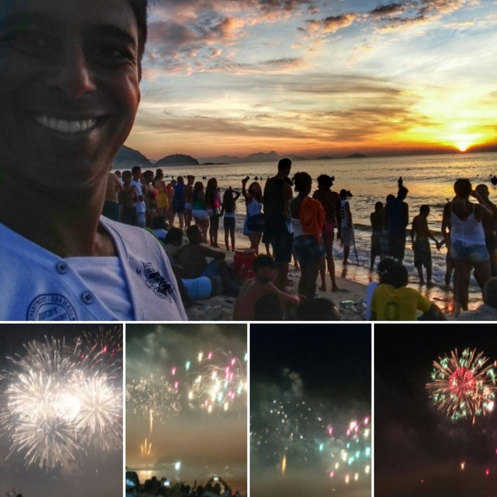 Happy New Year 2016 (Rio de Janeiro, Brasil)