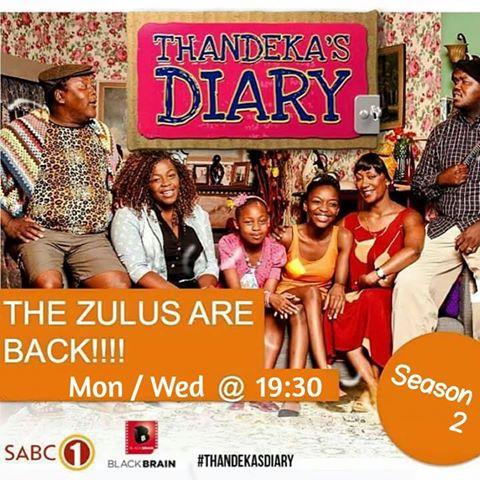 Thandeka's Diary season 2