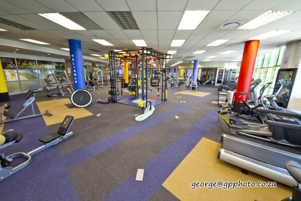 Dream Body Fitness Interior